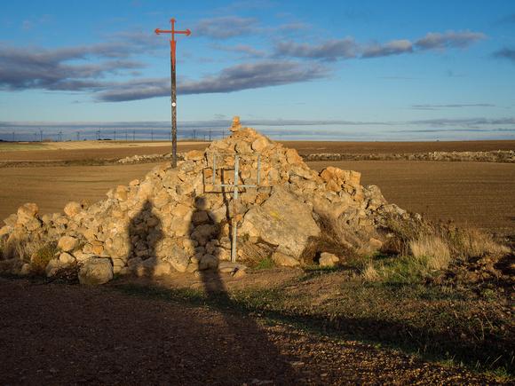 Day 14: Hornillos del Camino to Castrojeriz