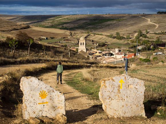 Day 14: Hornillos del Camino to Castrojeriz (Hontanas)