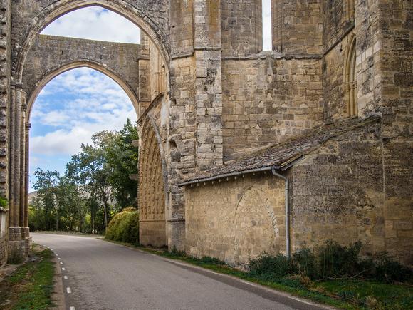 Day 14: Hornillos del Camino to Castrojeriz (San Antón)
