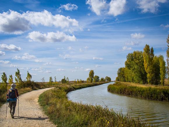 Day 15: Castrojeriz to Frómista (Canal de Castilla)