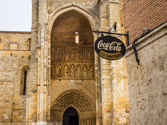 Day 16: Frómista to Carrión de los Condes (Villacázar de Sirga)
