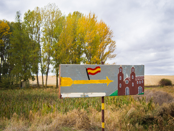 Day 18: Terradillos de los Templarios to El Burgo Ranero (Bercianos del Real Camino)