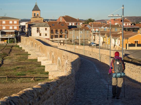 Day 22: San Martín del Camino to Astorga (Hospital de Órbigo)