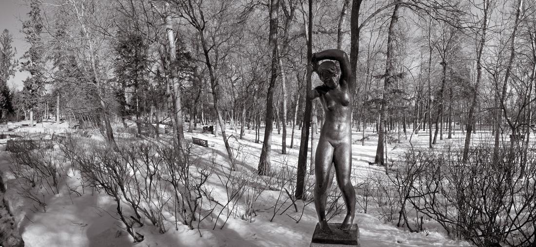 Day 12: Leo Mol Garden, Winnipeg
