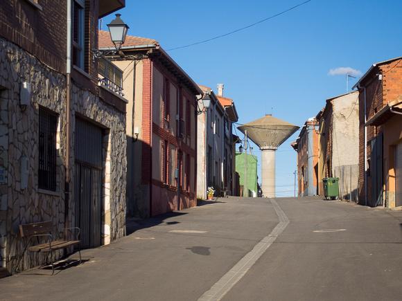 Day 21: León to San Martín del Camino (San Martin)