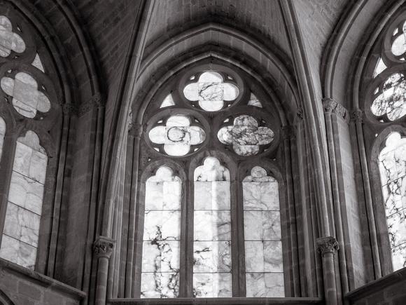 Day 9: Nájera to Santo Domingo (Abadía Cisterciense in Cañas)