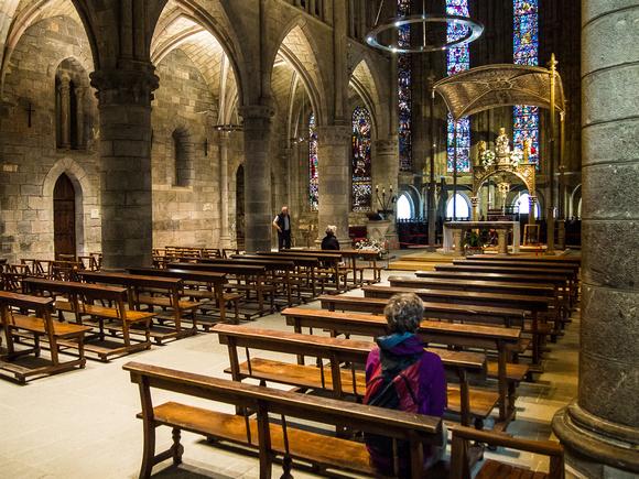 Day 1: St. Jean Pied de Port to Roncesvalles