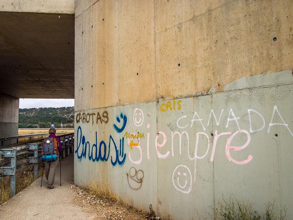 Day 13: Burgos to Hornillos del Camino