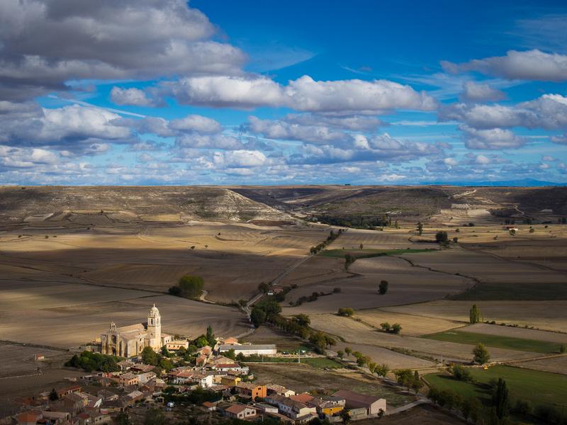 Day 14: Hornillos del Camino to Castrojeriz (Castrojeriz)