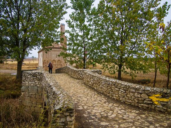 Day 18: Terradillos de los Templarios to El Burgo Ranero (Ermita de la Virgen del Puente)